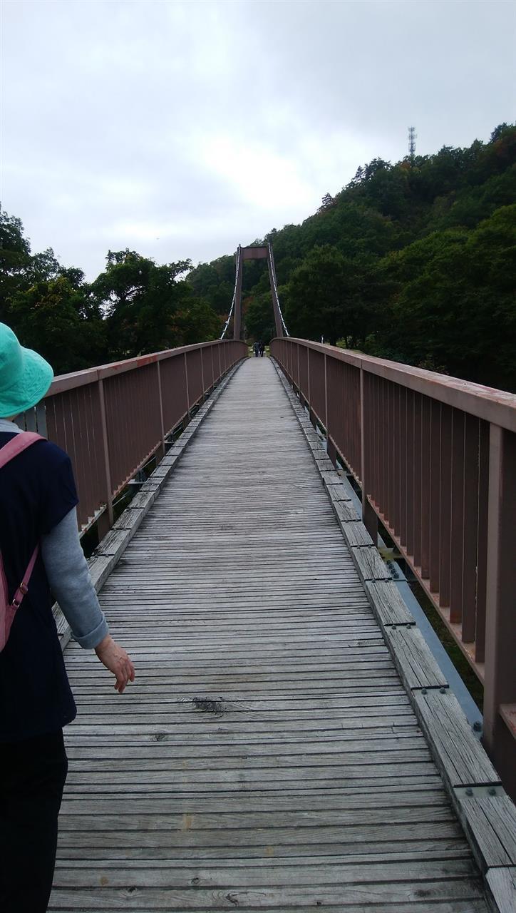 オロセの吊橋