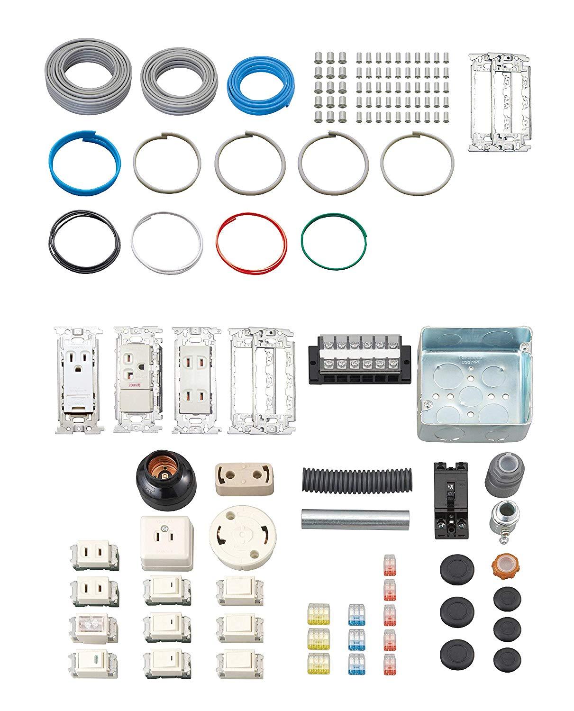 ホーザン(HOZAN) 平成31年 第二種電気工事士技能試験 練習用部材 DK-51